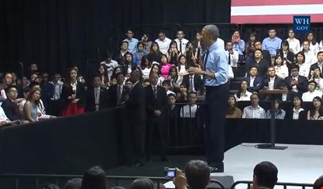 Tổng thống Obama: Biết sửa sai mới phát triển - 8