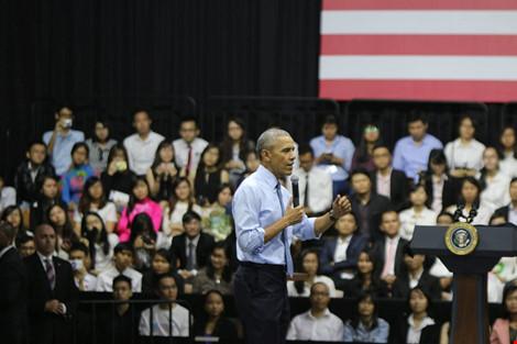 Ngày cuối Obama ở Việt Nam - 5