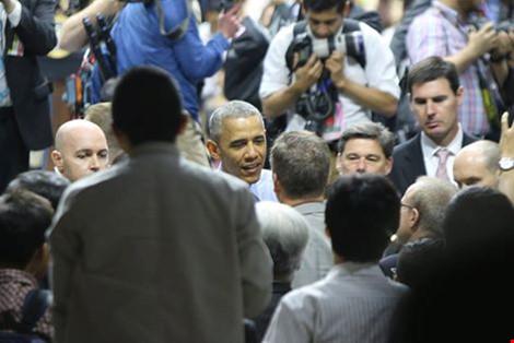 TRỰC TIẾP Tổng thống Obama - Ngày cuối cùng ở Việt Nam - 2