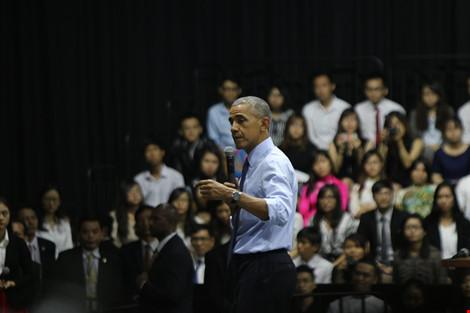 Chuyến thăm Việt Nam của Tổng thống Obama có lịch trình dày đặc - 3