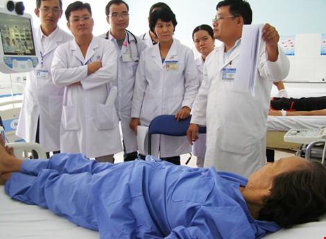 Chẩn đoán từ xa bệnh nhân bị tim thiếu máu cục bộ - 1