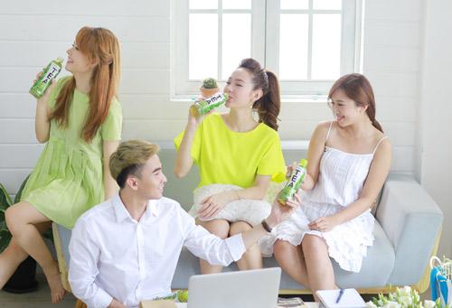 """Giảm """"stress"""" hiệu quả với thức uống mới cho tinh thần - 3"""