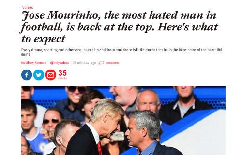 NÓNG: Tiết lộ lý do Mourinho chưa thể đến MU - 2