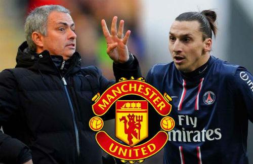 """MU: Chỉ có Mourinho mới """"xứng"""" làm thầy của Ibra - 2"""