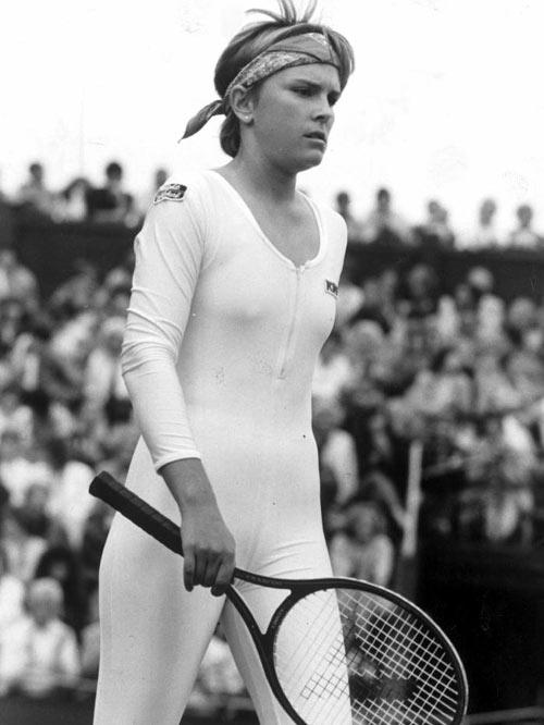 """Roland Garros: Trang phục """"Ngựa vằn"""" xấu điên đảo - 9"""