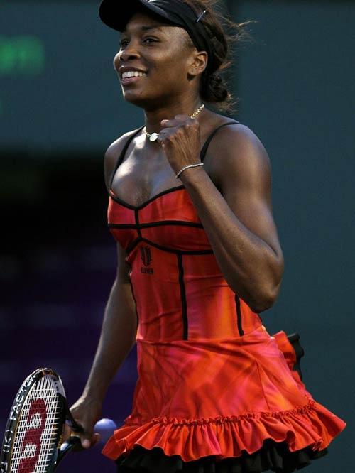 """Roland Garros: Trang phục """"Ngựa vằn"""" xấu điên đảo - 6"""
