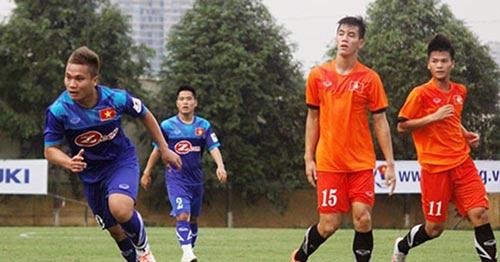 ĐT Việt Nam bị đàn em U21 cầm hòa không bàn thắng - 1