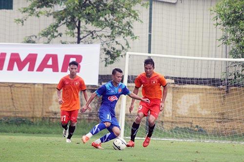 ĐT Việt Nam bị đàn em U21 cầm hòa không bàn thắng - 4