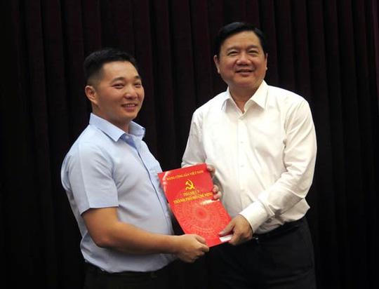 Bà Võ Thị Dung làm Phó Bí thư Thành ủy TP HCM - 2