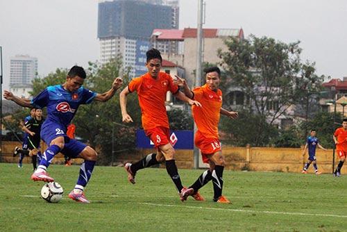ĐT Việt Nam bị đàn em U21 cầm hòa không bàn thắng - 5