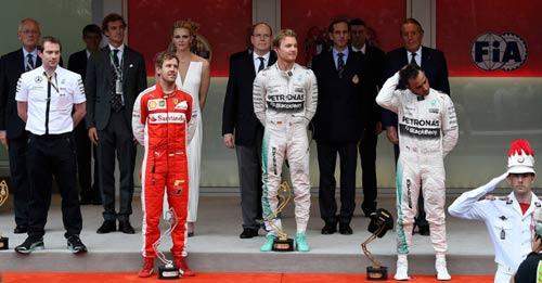 F1, Monaco GP 2016: Cuộc chiến khó lường - 4