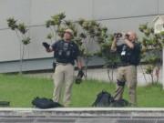Thế giới - Mật vụ Mỹ chống bắn tỉa bảo vệ tổng thống thế nào?