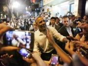 """Video An ninh - Những khoảng khắc """"vàng"""" của ông TT Obama tại Việt Nam"""