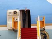 Tin tức trong ngày - Tổng thống Obama chào tạm biệt Việt Nam