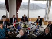 Tài chính - Bất động sản - [ĐỒ HỌA] Tương quan sức mạnh kinh tế giữa các quốc gia G7