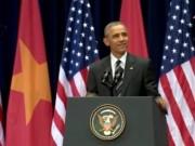 """Video An ninh - Clip: Bài phát biểu đậm chất """"thơ ca"""" của TT Obama"""