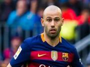 Bóng đá - Mascherano sắp chia tay Barca, chuyển sang Juventus
