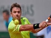 Thể thao - Roland Garros ngày 4: Wawrinka vẫn là nhà ĐKVĐ