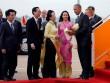 Bạn trẻ - Cuộc sống - Cô gái Sài thành tặng hoa TT Obama gây chú ý dân mạng