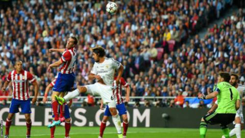 CK cúp C1, Atletico tái đấu Real: Bại binh phục hận - 1