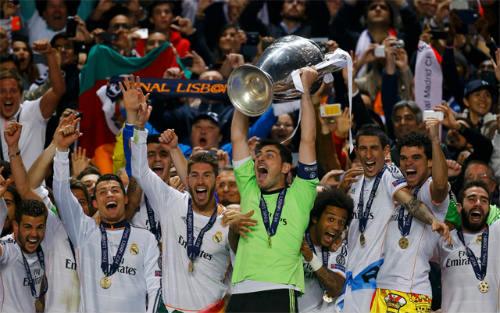 CK cúp C1, Atletico tái đấu Real: Bại binh phục hận - 2