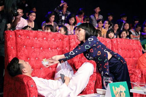 Hinh anh met moi cua Tran Thanh - 5