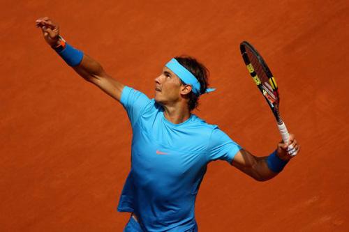 Roland Garros ngày 5: Serena siêu tốc vào vòng 3 - 9