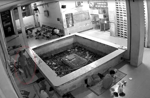 Nữ quái chuyên đánh thuốc mê để trộm trong bệnh viện - 6