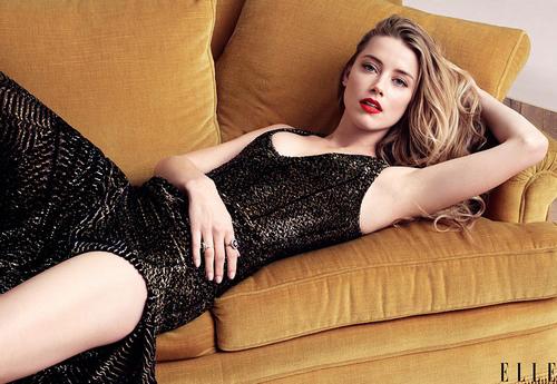 Vẻ đẹp và tài năng của Amber Heard - 2