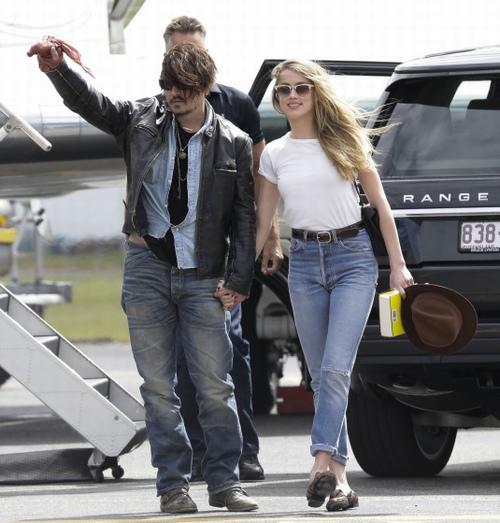 Vẻ đẹp và tài năng của vợ Johnny Depp - 3
