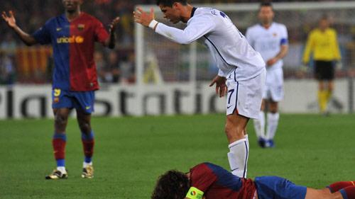 Ronaldo và 3 trận CK cúp C1: Người hùng & Tội đồ - 2
