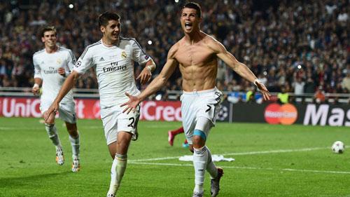 Ronaldo và 3 trận CK cúp C1: Người hùng & Tội đồ - 3