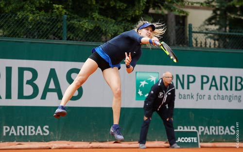 Roland Garros ngày 5: Serena siêu tốc vào vòng 3 - 2