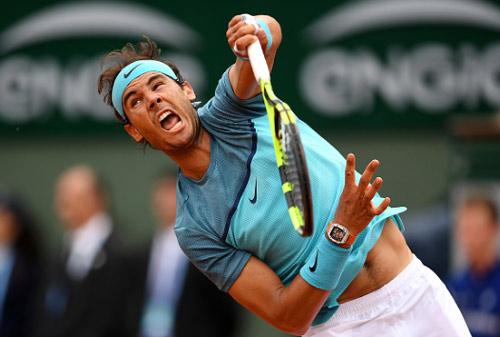 """Nadal - Bagnis: """"Bò tót"""" cũng tốc hành (V2 Roland Garros) - 1"""