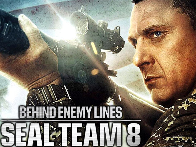Trailer phim: Seal Team 8: Behind Enemy Lines - 1