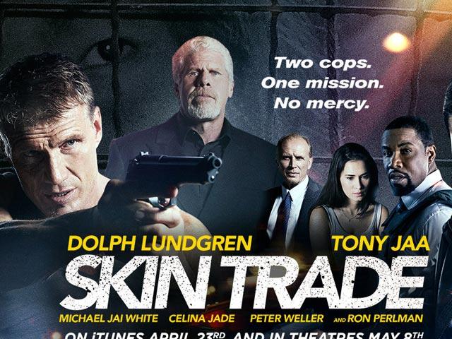 Trailer phim: Skin Trade - 1