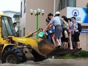 Tin tức trong ngày - Vì sao các khu đô thị mới ở Hà Nội ngập nặng?