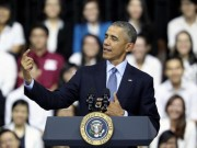"""Video An ninh - """"Chặng cuối"""" chuyến công du của Tổng thống Obama tại VN"""