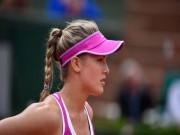 Mỹ nhân ở Roland Garros: Bouchard không có đối thủ
