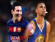 """""""Chuyện tình"""" giữa Messi với SAO bóng rổ NBA"""