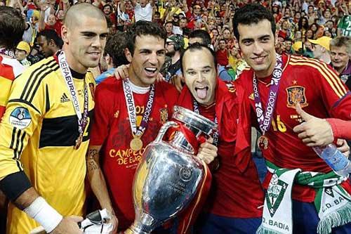 """ĐT Tây Ban Nha tới Euro 2016: Lo cho """"nhà Vua"""" - 2"""