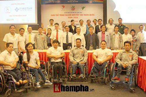 Chờ huy chương Paralympic 2016 từ thể thao khuyết tật VN - 4