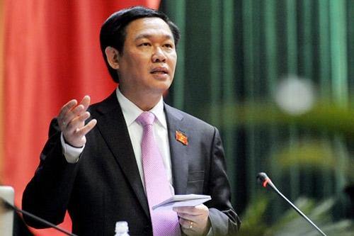 Vợ chồng Phó Thủ tướng Vương Đình Huệ cùng trúng cử ĐBQH - 1