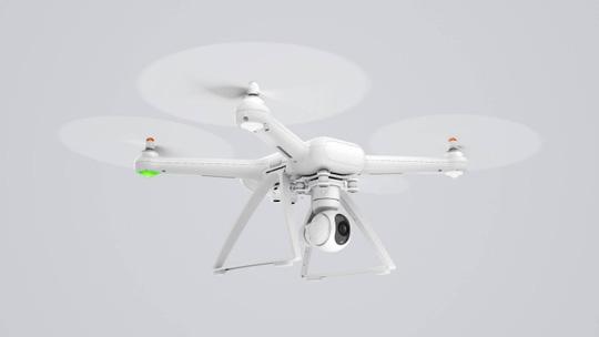 Mi Drone, mẫu Flycam 4K giá rẻ đầu tiên từ Xiaomi - 1