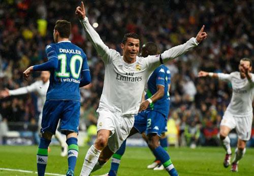 Real Madrid: Kẻ ăn may hay kẻ mạnh - 1