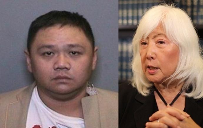 2 người phụ nữ đặc biệt tại phiên xử Minh Béo hôm nay - 1