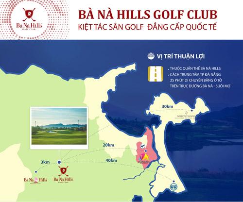 Tuyệt tác sân golf đẳng cấp quốc tế đầu tiên tại Bà Nà - 1