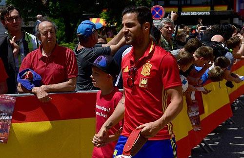 Euro 2016, Tây Ban Nha: Công thức Iniesta + De Gea - 2