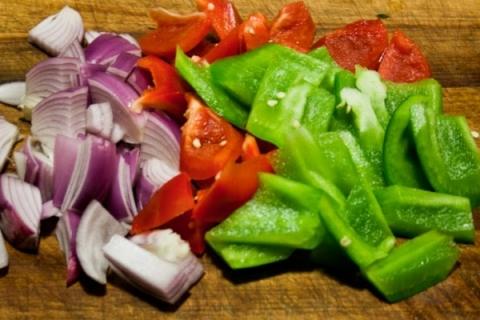 F5 thực đơn với canh cua thiên lý, thịt xào chua ngọt - 5