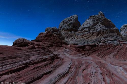 Những địa danh đẹp ngoạn mục như trên hành tinh lạ ở Mỹ - 3
